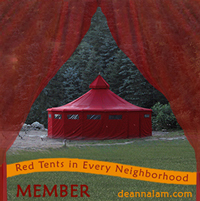 Red Tent in Every Neighborhood